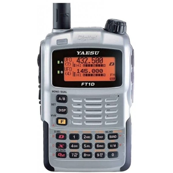 Портативная цифро-аналоговая радиостанция YAESU FT-1DR