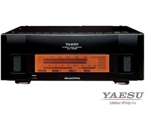VL-1000  в фирменном магазине Yaesu