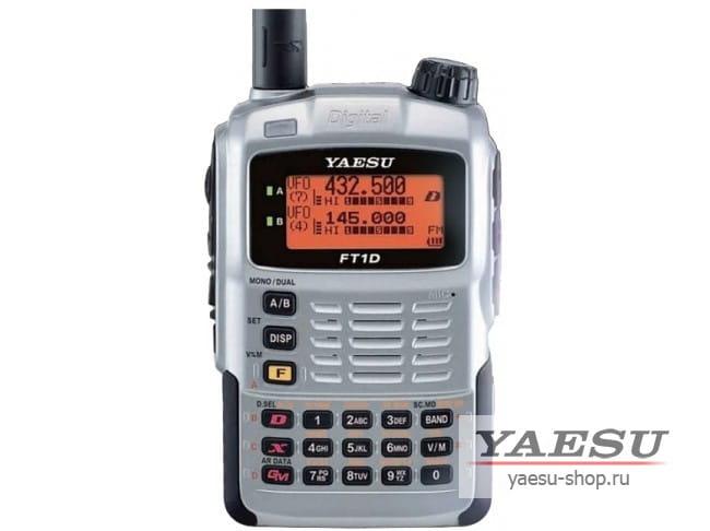 FT-1DR  в фирменном магазине Yaesu