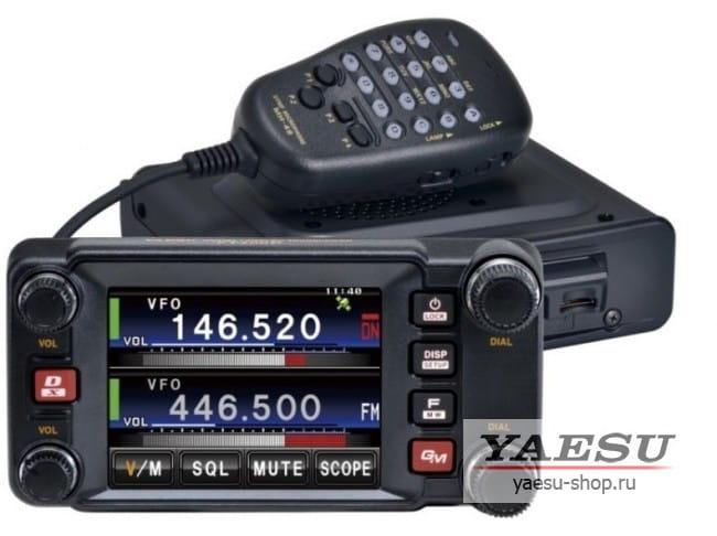 FTM-400XDR B3 EXP  в фирменном магазине Yaesu