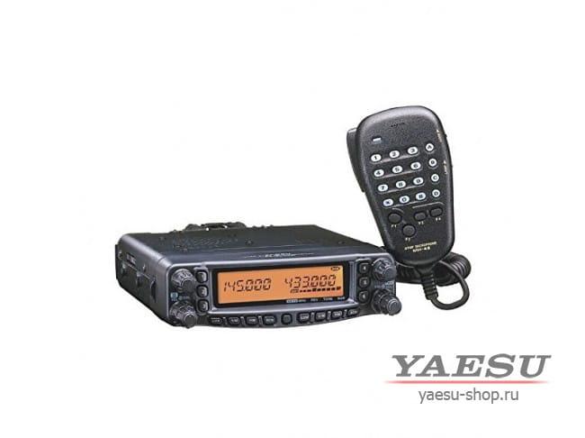 FT-8900R  в фирменном магазине Yaesu
