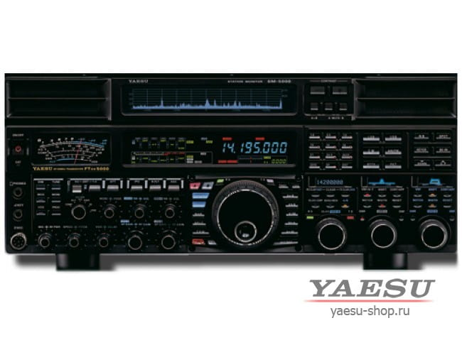 FTDX 5000MP LTD EXP FTDX5000MP в фирменном магазине Yaesu