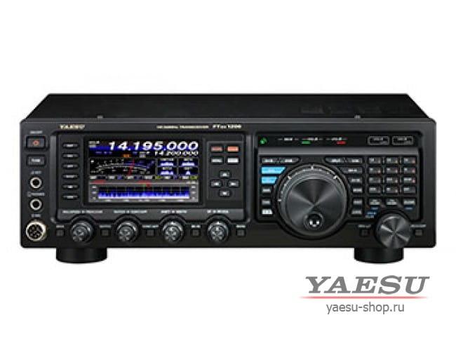 FTDX1200  EXP  в фирменном магазине Yaesu