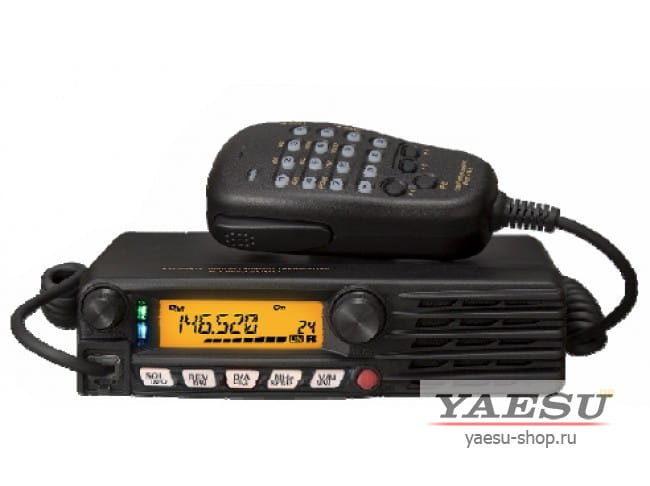 FTM-3200DR  в фирменном магазине Yaesu