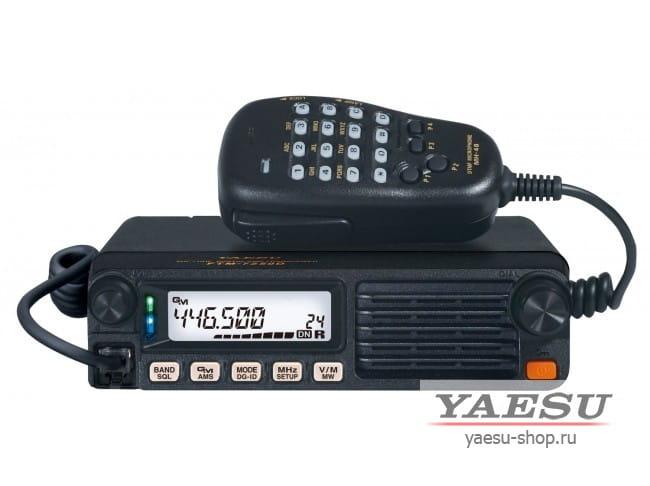 FTM-7250DR  в фирменном магазине Yaesu