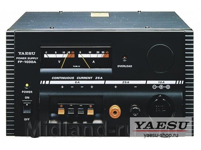 FP-1030A  в фирменном магазине Yaesu